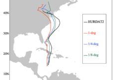 Hurricane Sandy Simulation