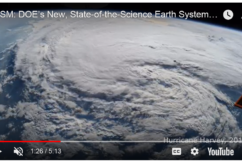 Video: DOE's New, State-of-the-Science Earth System Model