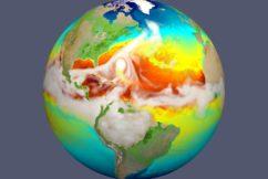 New High-Resolution Exascale Earth Modeling System for Energy