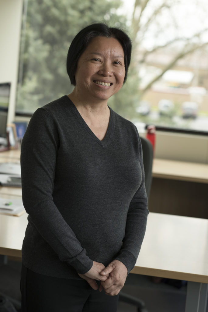 Ruby Leung, E3SM Chief Scientist.
