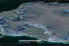 Antarctic Ice Sheet Simulations
