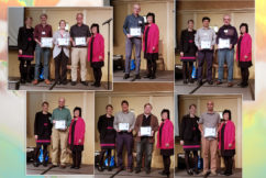 E3SM Phase 1 Leaders Receive Awards