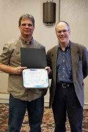 2019 E3SM Award - Mat Maltrud and Gary Geernaert