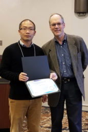 2019 E3SM Award - Qi Tang and Gary Geernaert