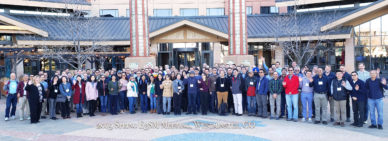 2019 Spring E3SM Meeting, Group Photo