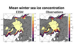 Evaluation of Ocean and Sea Ice Climate of E3SM