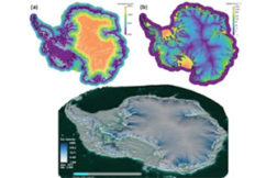 Antarctic Ice Sheet Modeling Highlighted on BER Website
