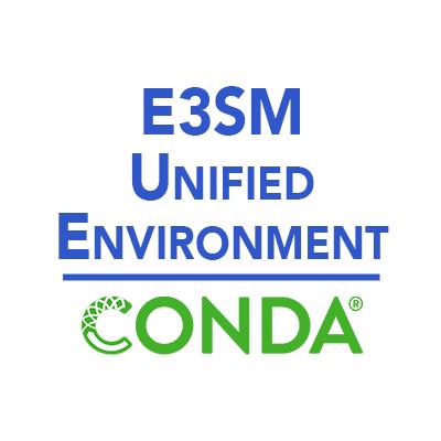E3SM Unified Environment Logo