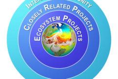 E3SM Ecosystem Projects Summary