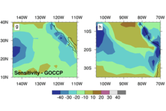 Cloud Deck Spatial Errors in the E3SMv1 Atmosphere Model