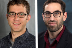Matthew Hoffman, LANL (left), Benjamin Sulman, ORNL (right)