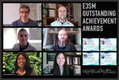 2020 ESMD-E3SM Fall Awards
