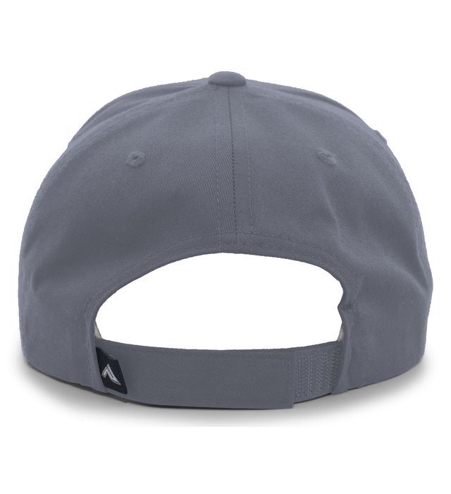 Back view of the grey E3SM hat