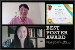 2020 ESMD-E3SM Best Poster Award
