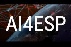 AI4ESP Update