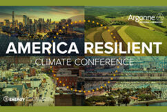 E3SM Participates in Climate Resilience Conference