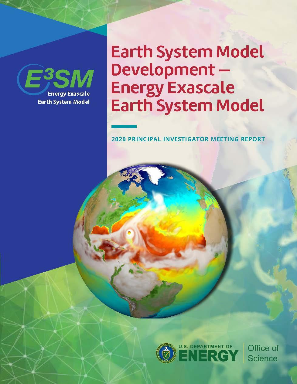 ESMD-E3SM 2020 PI Meeting Report