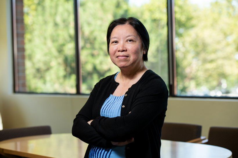 Dr. Lai-yung Ruby Leung, E3SM Chief Scientist.